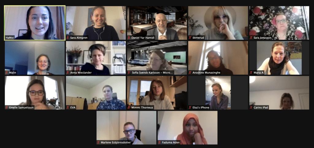 Diverse Executive Boards online